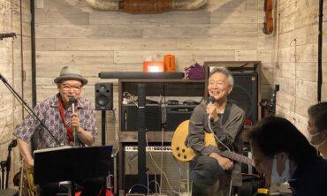 7月14日 L-Duo ライブ